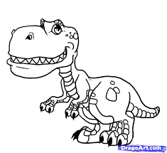 how to draw cute dinosaurs cute dinosaurs