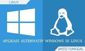 Aplikasi Alternatif Linux Pengganti Aplikasi Berbayar di Windows