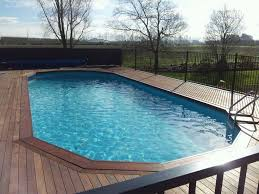 Above ground pool fully decked over www abovegroundpoolsuperstore com au