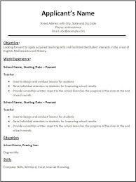 words free download teaching resume template microsoft word free download teacher resume