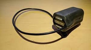 panasonic mountain bike light battery
