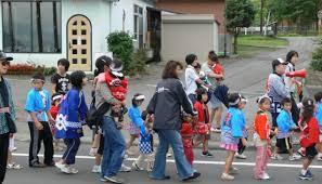Дошкольное образование в Японии