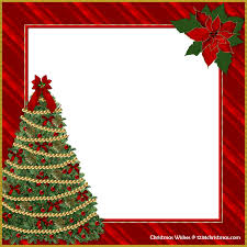 christmas free template christmas photo frame templates for free download