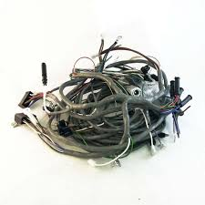 ford cortina mk1 super gt wiring harness set