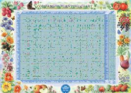 Companion Planting Chart Uk Companion Planting In The Garden