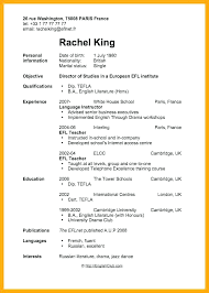 Work Experience Resume Examples Sample Resume No Experience High