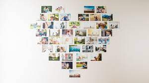 photo wall ideas for dorms