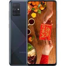 Điện thoại Samsung Galaxy A71 Đen - 7.490.000đ - CHÍNH HÃNG GIÁ SỐC