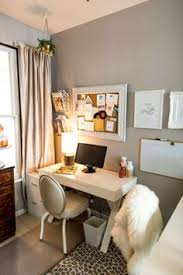 home office in bedroom. How To Live Large In A Small Office Space Home Bedroom