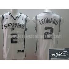 Make Own Merchandise Buy Revolution 30 Autographed Spurs 2 Kawhi Leonard Merchandise