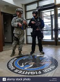 U S Air Force Tech Sgt Michael Sweeney 144th Security Forces