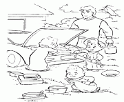 Small Picture cowboy alvin and the chipmunks coloring in pagesec5f Coloring