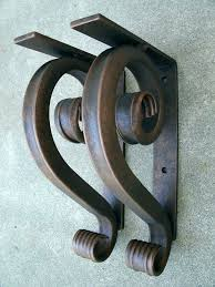 iron corbels for countertops corbels wrought iron corbels standard wrought iron angle brackets sline ornamental for