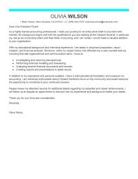 10 Examples Of Cover Letters For Accounting Jobs Resume Letter