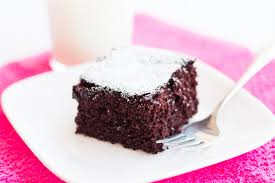 Egg Free Dairy Free Chocolate Cake Belle Of The Kitchen
