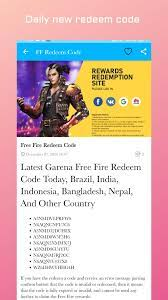 FF News App for Android - APK Download