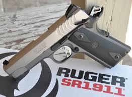 ruger sr1911 lightweight commander 9mm