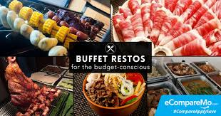 Affordable Buffet Restaurants In Moa