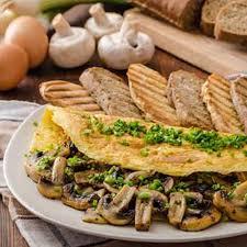 طرز تهیه املت قارچ و سبزی رژیمی • غذاپز