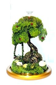 miniature fairy garden kit kits for kids terrarium swing accessories tree house mini ki image 0 mini fairy garden kit