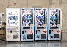Sneaker Vending Machine Best Chris Rock Fat Joe And A Dog Wearing Yeezys Spotted At The Weekend