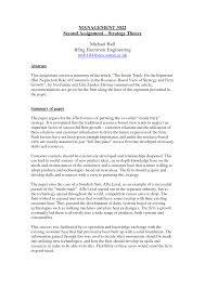 Mla Format Executive Summary Mla Style Essay Format Word