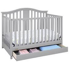 graco bedroom bassinet portable crib. graco solano 4-in-1 convertible crib with drawer - pebble grey bedroom bassinet portable e