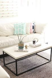 Style Coffee Table How To Style A Coffee Table Like An Interior Designer Kristi