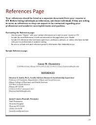 Listing References On Resume How Do You Put References On A Resume Resume References Should You