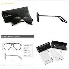 Details About Polarized Aviator Sunglasses For Small Face Women Men Juniors Uv400 Protection