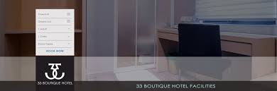33 Boutique Hotel Facilities 33 Boutique Hotel Bandar Sunway
