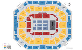 Usf Sundome Seating Chart Usf Sun Dome Tampa Fl Platinum Vip Tickets