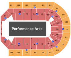 Denny Sanford Premier Center Seating Chart Pbr Sioux Falls Tickets Professional Bull Riders