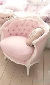 Shabby Chic Pink Victorian Chair Chaise - http://myshabbychicdecor.com/ shabby