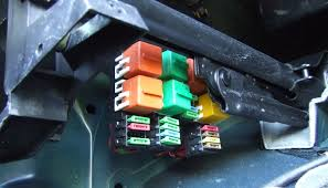 bmw e31 8 series 840ci sport timm s bmw e31 840ci sport 8 series the rear fuse box