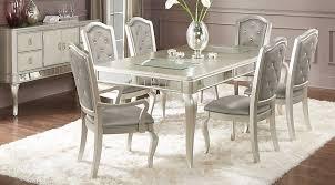 sofia vergara dining room set elegant inspirational 60 inch round glass top with regard to 9
