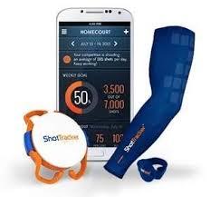 Basketball Tracker Shottracker The Latest In Basketball Innovation Improves Shooting