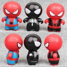 Mini Spiderman Figure Cute Spiderman End 7112019 516 Pm