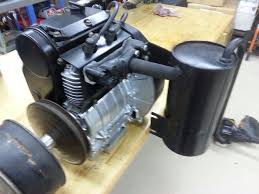 similiar eh29c robin engine parts keywords ezgo 295cc eh29c pre mci engine w clutch coil ex manifold muffler