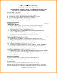 Resume Sample Technical Support Representative Refrence Customer