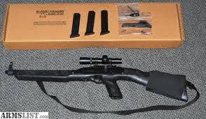 Hi Point Carbine Magazine Holder Delectable ARMSLIST For Sale Hi Point 322mm Carbine W32 Mags Scope
