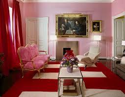 pink living room furniture. Pink Living Room By Designer Paolo Genta Furniture