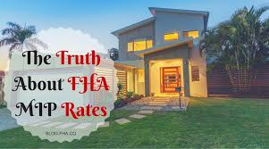 2019 The Truth About Fha Mip Rates Fha Co