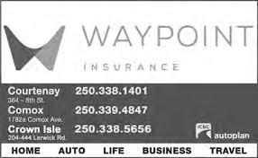 Waypoint insurance (previously vancouver island insurancecentres), qualicum beach, nanaimo, british columbia, canada 3.9. Https Www Connexionfac Ca Getmedia 75448638 8b23 4ee4 925d Fd4646aecf86 05nov19 Totemtimes Pdf Aspx