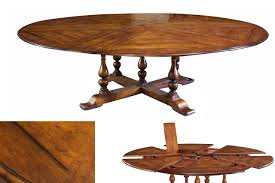 rustic 84 round dining table jupe table extra large round solid walnut dining tabl on custom