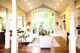 ... Lovely Design Vaulted Ceiling Apartment Full size