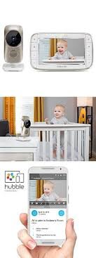 motorola 5 inch video baby monitor with wifi mbp845connect. motorola mbp845connect video baby monitor with wi-fi, 5-inch color screen, 5 inch wifi mbp845connect