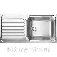 Купить <b>Кухонную мойку BLANCO Tipo</b> XL 6S (511908) в Москве и ...