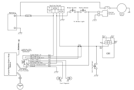 bc y110 starts then dies atvconnection com atv enthusiast community chinese atv electrical schematic at Ata 110 Wiring Diagram