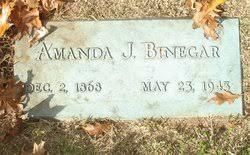 Amanda Skinner Binegar (1868-1943) - Find A Grave Memorial